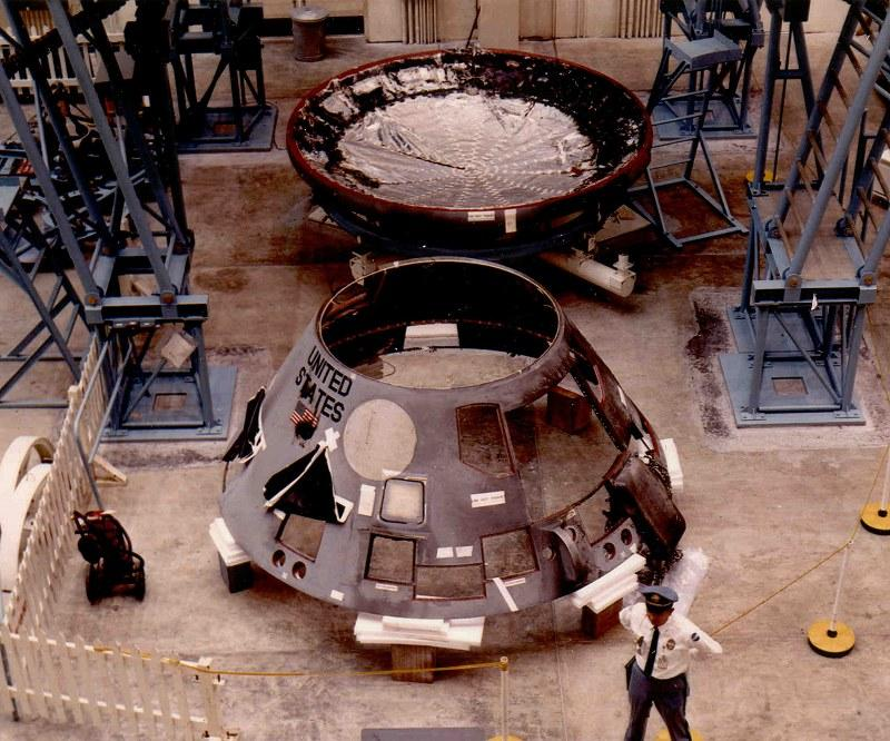 apollo 1 bodies - photo #20