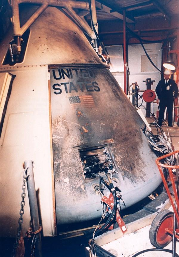 apollo 1 bodies - photo #28